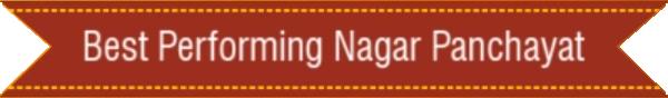 Best Performing Nagar Panchayat